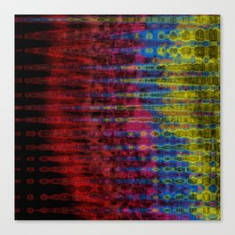 So Much Color V2 Canvas Print
