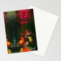303030 (J Nude Glitch) Stationery Cards