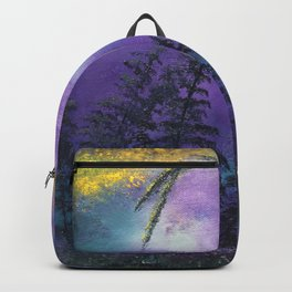Blissful forest Backpack