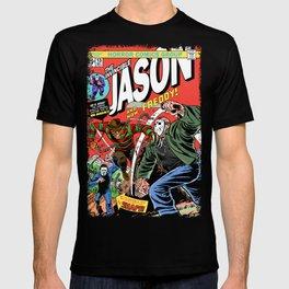 The Invincible Jason vs Freddy T-shirt