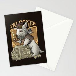 Professooor Falconer  Stationery Cards