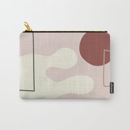 I dont know on ebony background Carry-All Pouch