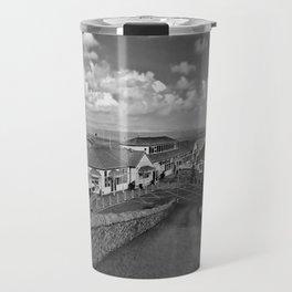 Mumbles Pier, South Wales. Travel Mug