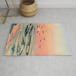 A Place In The World Rug