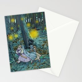 The Mouse Queen's Bargain Stationery Cards