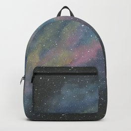 Gouache Galaxy Backpack