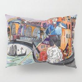 Lovers in Venice Pillow Sham
