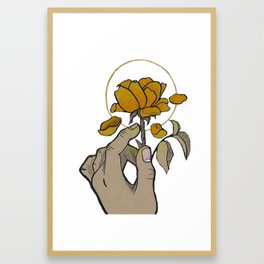 If You Need Anyone Framed Art Print