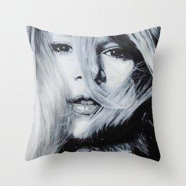Aliki Throw Pillow