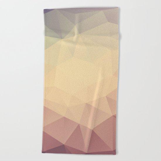 Evanesce Beach Towel