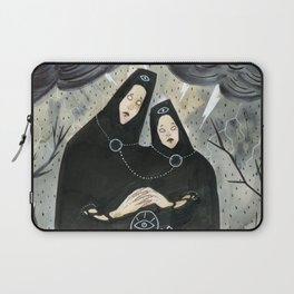 Bringers of Bad News Laptop Sleeve