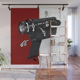 Bad Robot - Super8 Wall Mural