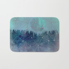 Future Planet #Society6 #buyart #decor Bath Mat