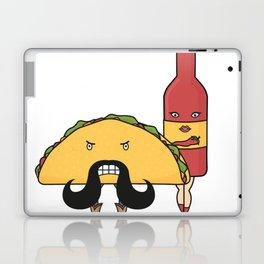 Taco and Hotsauce Laptop & iPad Skin