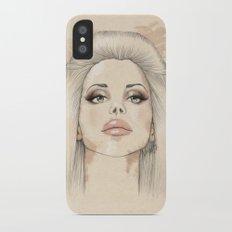 Born to Die iPhone X Slim Case