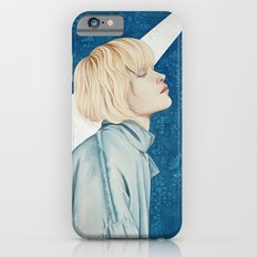 Blue Jeans Slim Case iPhone 6s