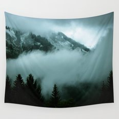 breathe me in Wall Tapestry