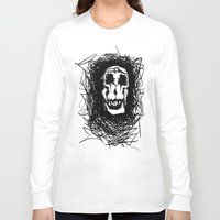 dali Long Sleeve T-shirts featuring Dali by @Subliminal_society