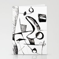 sketch Stationery Cards featuring Sketch by Alexander Babayan