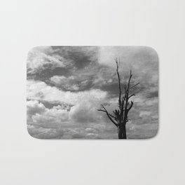 Nature in black and white ~ 3 Bath Mat