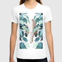 Fox into the Greenery T-shirt