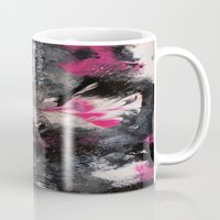 rorschach Mugs featuring RORSCHACH by ..........