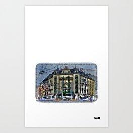 Geneva -  Switzerland Art Print