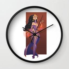 Liliana of the Veil Wall Clock