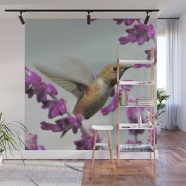 Slipping in for Another Sip Wall Mural