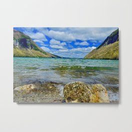 Lake Willoughby Metal Print