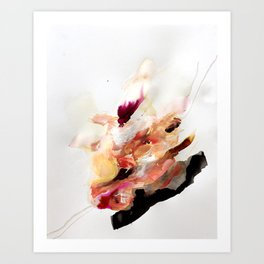 Day 8: The beauty of humanity + the ugliness of humans. Art Print