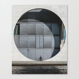 Architectures Delight Canvas Print