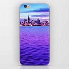 Radiant Chicago  iPhone Skin