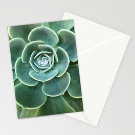 Diamond Succulent Stationery Cards