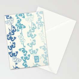 Azure Lullabies Stationery Cards