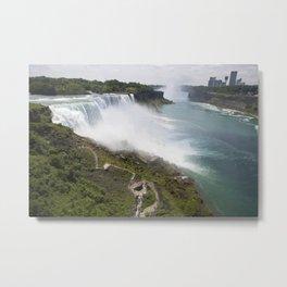 Niagara Falls 2 Metal Print