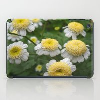 daisies iPad Cases featuring Daisies by Vitta