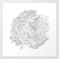 Convoloodle 1.15 Art Print