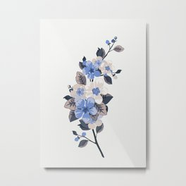 flowers / 37 Metal Print