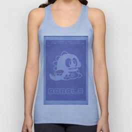 Retrogaming - Bubble bobble Unisex Tank Top