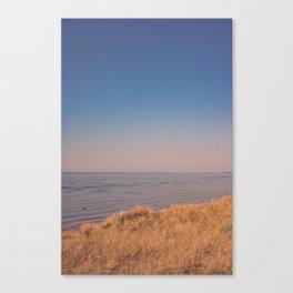 Sit & Wonder Canvas Print