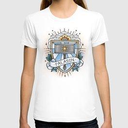 Paladin - Vintage D&D Tattoo T-shirt