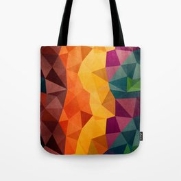 Color Poly Tote Bag