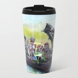 Pirate Booty Beach Travel Mug