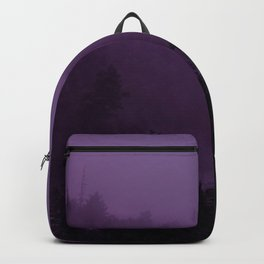 Purple Fog Backpack