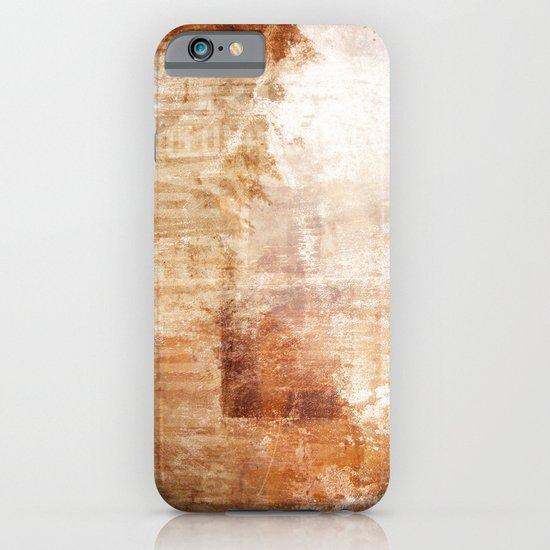 Mémoire rouillée iPhone & iPod Case