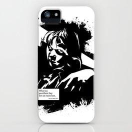 THE EXORCIST :: REGAN MACNEIL iPhone Case