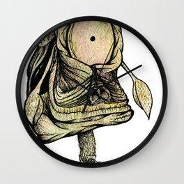 Hoppy Wall Clock