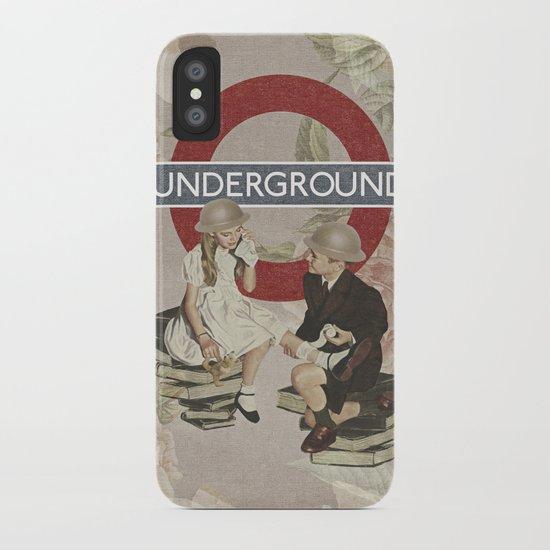 The Underground iPhone Case