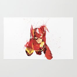 The Flash Rug